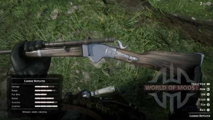 Uso de arma em RDR 2