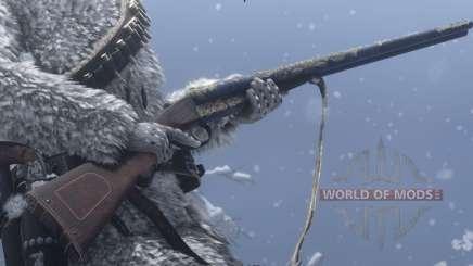 Melhorou rifle em RDR Online