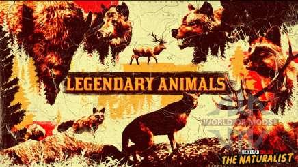 Lendário animais