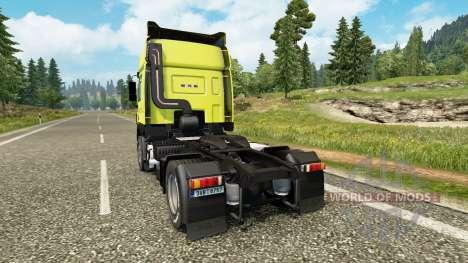 DAF CF 85 v1.5 para Euro Truck Simulator 2
