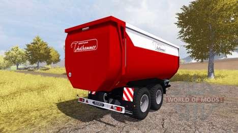 Thalhammer ASW 22 v2.1 para Farming Simulator 2013