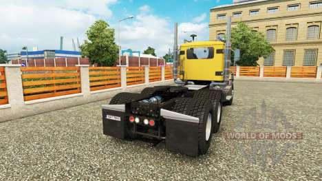 Caterpillar CT660 v1.1 para Euro Truck Simulator 2