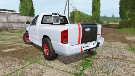 Dodge Ram Viper SRT-10 v1.1 para Farming Simulator 2017