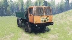 KAZ 4540 Cólquida para Spin Tires