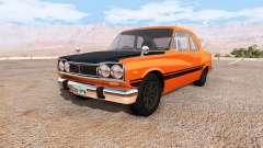 Ibishu Miramar Z coupe v1.11 para BeamNG Drive