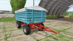 Mengele MZDK 14000 para Farming Simulator 2017