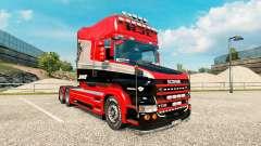Stiholt pele para caminhão Scania T-series
