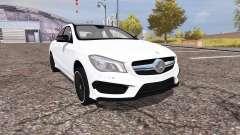 Mercedes-Benz CLA 45 AMG (C117)