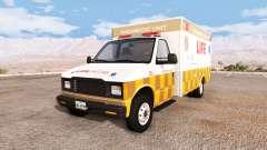 Gavril H-Series life ems para BeamNG Drive