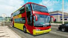 Bus traffic v1.3.1 para Euro Truck Simulator 2
