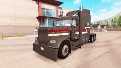 Z1 pele para o caminhão Peterbilt 389