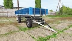 BSS tractor trailer
