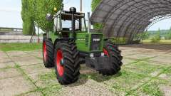 Fendt Favorit 612 LSA Turbomatik E v0.9 para Farming Simulator 2017