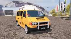 Volkswagen Transporter (T4) service
