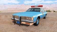 Oldsmobile Delta 88 cop pack