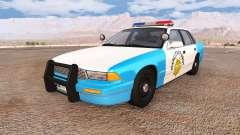 Gavril Grand Marshall south park police para BeamNG Drive