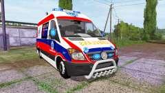 Mercedes-Benz Sprinter 311 CDI Ambulance