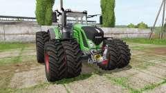 Fendt 927 Vario v2.0 para Farming Simulator 2017