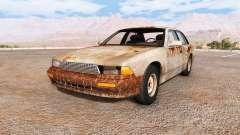 Gavril Grand Marshall rusty para BeamNG Drive