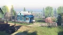 Duas aldeias para Spin Tires