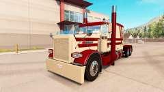 Pele, Máscara para o caminhão Peterbilt 389