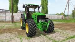 John Deere 7430 Premium v2.0 para Farming Simulator 2017