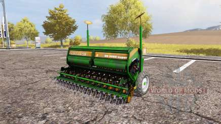 AMAZONE D9 3000 Super para Farming Simulator 2013