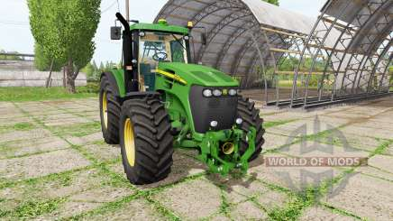 John Deere 7920 v2.0 para Farming Simulator 2017