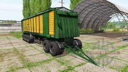 Tipper trailer para Farming Simulator 2017