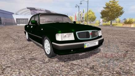 GAZ 3110 Volga para Farming Simulator 2013