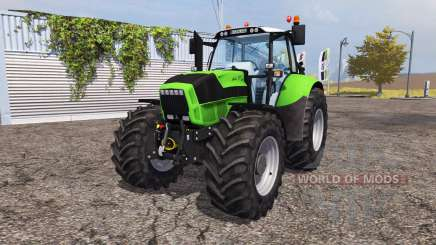 Deutz-Fahr Agrotron 630 TTV v1.1 para Farming Simulator 2013