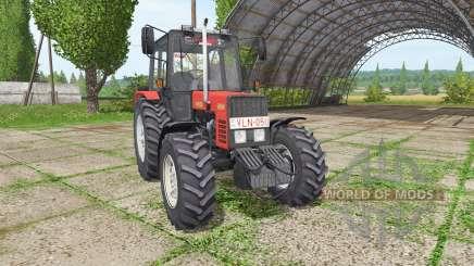 Bielorrússia MTZ 892.2 para Farming Simulator 2017