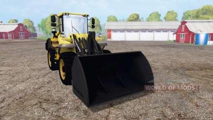 Volvo L120H para Farming Simulator 2015