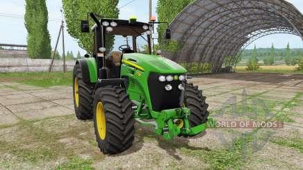 John Deere 7730 v1.2 para Farming Simulator 2017