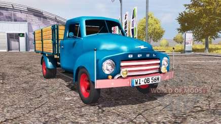 Opel Blitz para Farming Simulator 2013