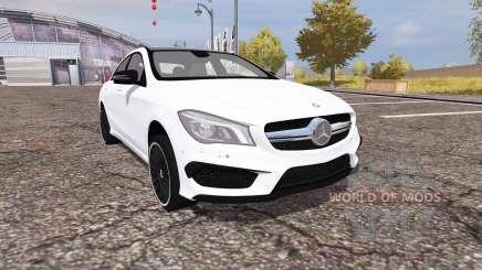 Mercedes-Benz CLA 45 AMG (C117) para Farming Simulator 2013