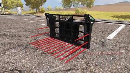 Albutt buck rake para Farming Simulator 2013
