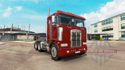 Kenworth K100 v3.0 para Euro Truck Simulator 2