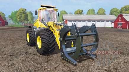 Liebherr L538 v1.1 para Farming Simulator 2015