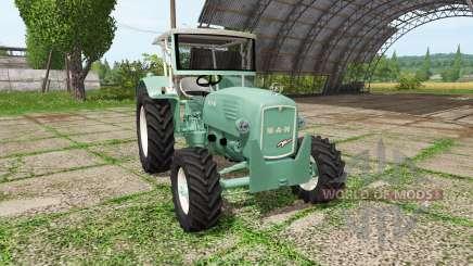 MAN 4p1 1960 para Farming Simulator 2017