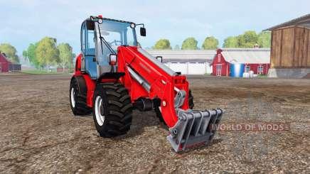 Weidemann 4270 CX 100T para Farming Simulator 2015