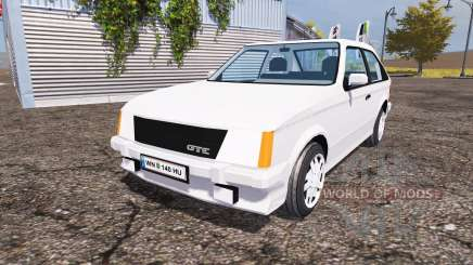 Opel Kadett GT-E (D) para Farming Simulator 2013