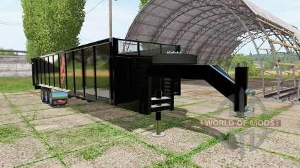Fliegl Gooseneck para Farming Simulator 2017