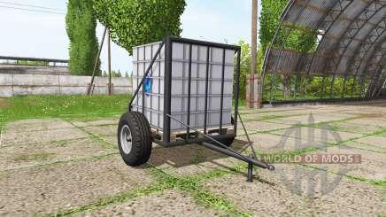 Water tank para Farming Simulator 2017