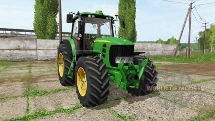 John Deere 7530 para Farming Simulator 2017