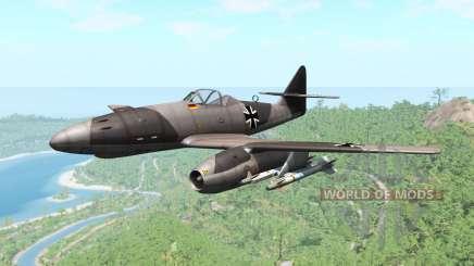 Messerschmitt Me.262 para BeamNG Drive
