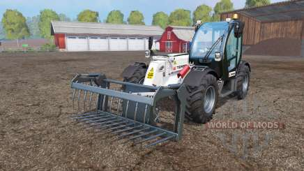 Terex teleheader para Farming Simulator 2015