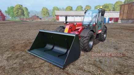 Weidemann T6025 LOXAM para Farming Simulator 2015