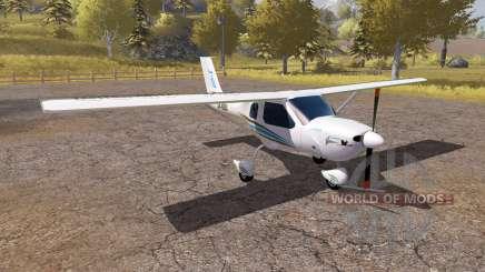 Cessna 172 v1.2 para Farming Simulator 2013