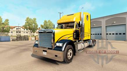 Freightliner Classic XL v2.3 para American Truck Simulator